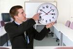 Czas-Pracy - Praca w godzinach nadliczbowych i w porze nocnej - Rozpoczęcie obowiązującej w zakładzie pracy pory nocnej o niepełnej godzinie - pora nocna