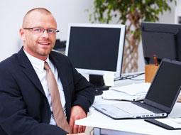 Okulary korekcyjne dla członka zarządu