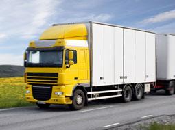 Rozpoczęcie pracy i podróży służbowej kierowcy