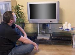 Telewizor w kosztach firmowych