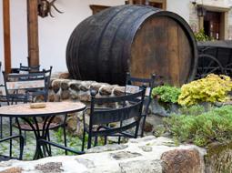 Adaptacja ogródka w jednostce prowadzącej restaurację