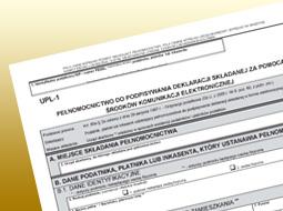 Właściwość urzędu skarbowego w sprawie złożenia UPL-1