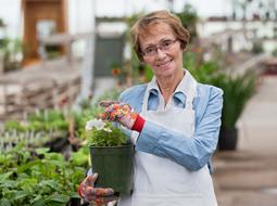 Planowanie czasu pracy w firmie ogrodniczej
