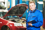 Serwis Budżetowy - Inne jednostki i zakłady budżetowe - Badanie techniczne i wymiana drobnych materiałów eksploatacyjnych w samochodzie służbowym - samochód służbowy, jednostka budżetowa, badania techniczne