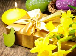 Świadczenia przekazane pracownikom z okazji Świąt Wielkanocnych