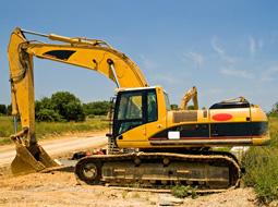 Kompleksowe przygotowanie terenu pod inwestycje i budowa drogi