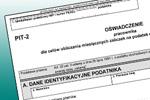 Porady Podatkowe - Podatek dochodowy - Złożenie przez pracownika PIT-2 w 2017 r. - PIT-2, kwota wolna od podatku