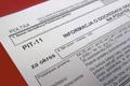 Identyfikator podatkowy podatnika wPIT-11 za 2015r.