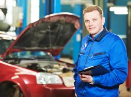 Badanie techniczne samochodu służbowego jednostki budżetowej