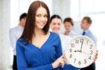 Czas-Pracy - Systemy i rozkłady czasu pracy - Zastosowanie ruchomego czasu pracy - ruchomy czas pracy