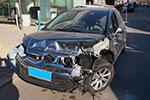 Podatek Dochodowy  - Samochód w firmie - Samochód firmowy całkowicie zniszczony w wypadku drogowym - skutki w podatku dochodowym od osób fizycznych - samochód firmowy, rozliczenie podatku, podatek dochodowy
