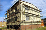 Prawnik-Rodzinny - Prawo budowlane - Remont elewacji budynku a pozwolenie na budowę - księgi wieczyste, kupno działki