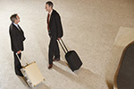 Rozliczenie Delegacji - Podróże zagraniczne - Ubezpieczenie w zagranicznej podróży służbowej a przychód pracownika - podróż służbowa, przychód pracownika, polisa ubezpieczeniowa