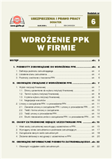 Wdrożenie PPK w firmie
