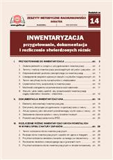 Inwentaryzacja - przygotowanie, dokumentacja i rozliczenie stwierdzonych różnic