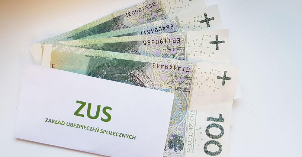 Składki ZUS od zaliczki na poczet przyszłej wypłaty