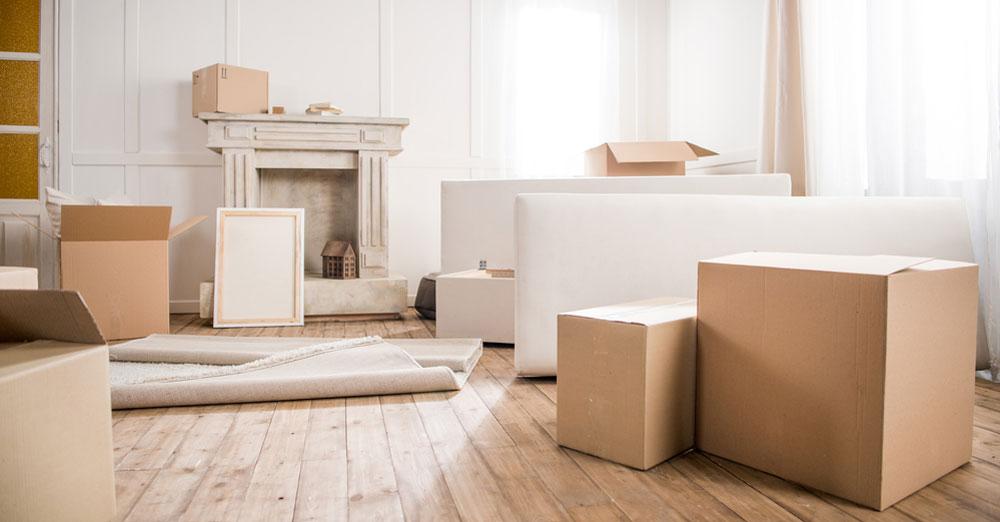 Porzucenie mieszkania przez najemców