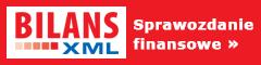 BILANS XML - Sprawozdanie finansowe