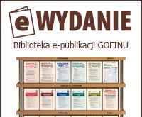 eWYDANIE - Biblioteka e-publikacji GOFINU