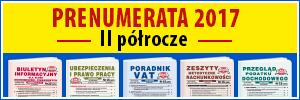 PRENUMERATA 2017