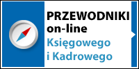 Przewodniki on-line Księgowego i Kadrowego