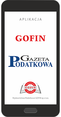 GOFIN Gazeta Podatkowa